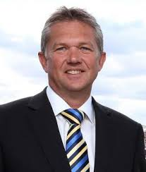 Mark Arthur, CEO, Yorkshire CCC